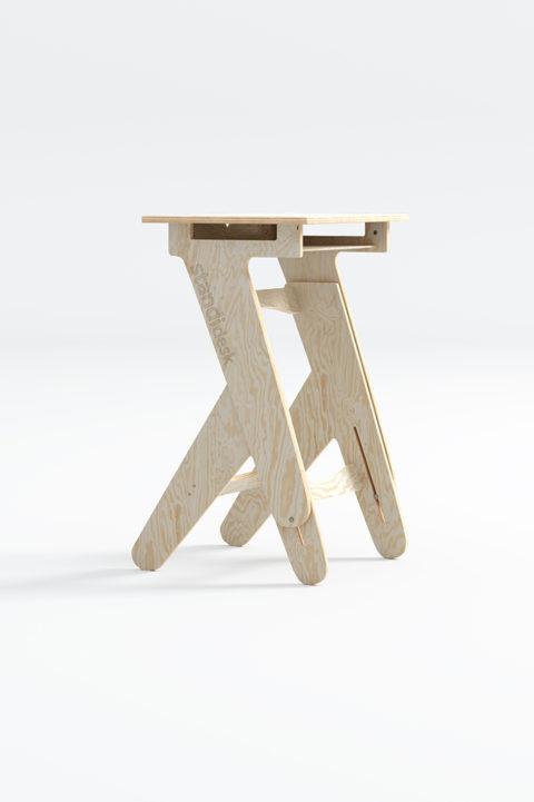 Standidesk – wyjątkowe biurka