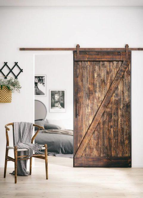 Wizualizacja drzwi